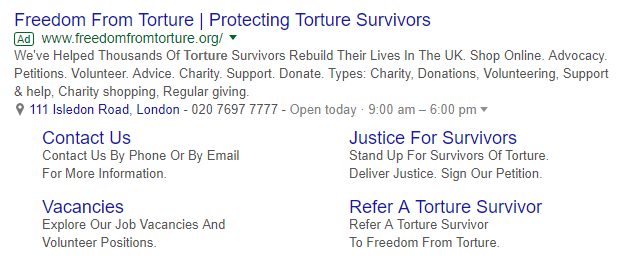 freedom-from-torture-google-grants